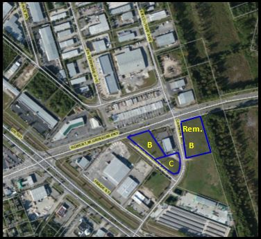 Highland Developers Tract Parcel B & C