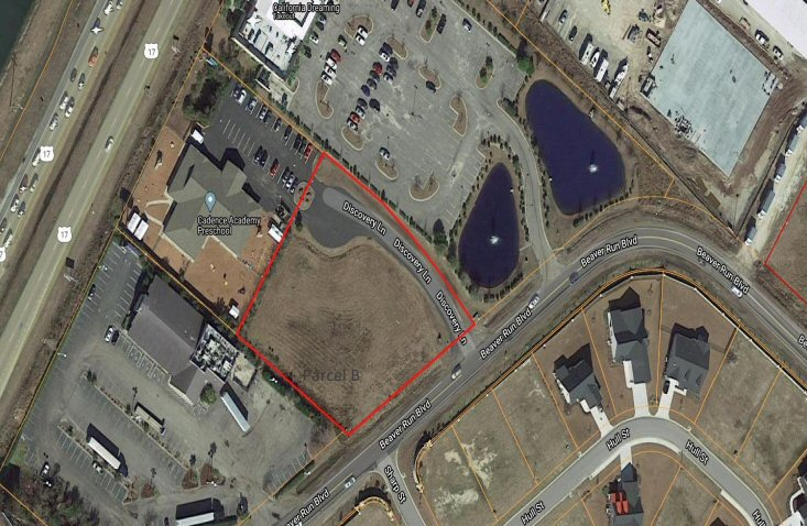 Wal-Mart Tract Parcel B